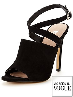 v-by-very-lolita-cross-over-strap-mules-black