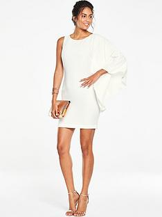 v-by-very-one-shoulder-midi-dress