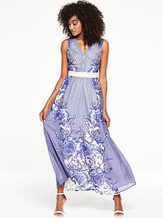 v-by-very-lace-up-maxi-dress