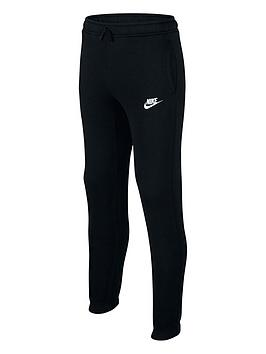 nike older boys jogging slim leg pants. Black Bedroom Furniture Sets. Home Design Ideas