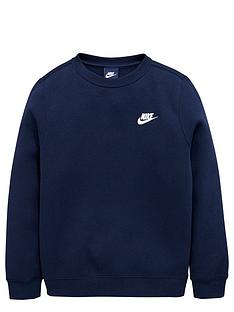 nike-nike-older-boys-club-crew-sweatshirt