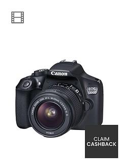 canon-eos-1300d-slr-camera-inc-ef-s-18-55mm-f35-56-is-ii-lens