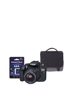 canon-eos-1300d-slr-camera-kit-inc-ef-s-18-55mm-is-ii-lens-16gb-sd-amp-casenbspsave-pound30-with-voucher-code-mjwth