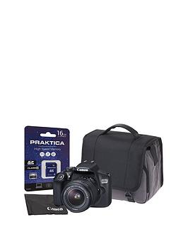 canon-eos-1300d-slr-kit-inc-18-55mm-dc-iii-lens-16gb-sd-lens-cloth-amp-casenbspsave-pound30-with-voucher-code-mjwth