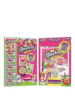 shopkins-toppsnbsptrading-card-collection-multi-pack-starter-pack
