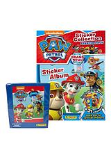 Panini Sticker Collection - 50 packets of stickers + Starter