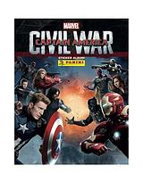 Marvel Captain America Civil War Sticker Collection - 50 packets of stickers + Starter
