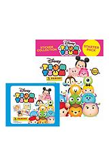 Tsum Tsum Sticker Collection - 50 packets of stickers + Starter