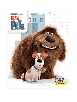 secret-life-of-pets-movie-sticker-collection-50-packets-of-stickers-starter