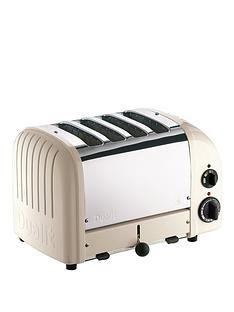 dualit-40563-classic-vario-4-slice-toaster-clay