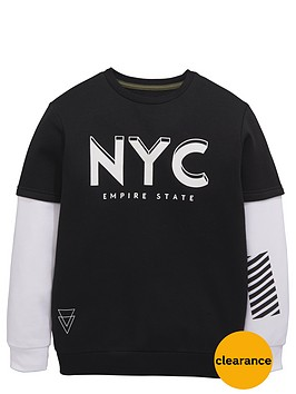 v-by-very-boys-nycnbspmock-layered-sweat-top