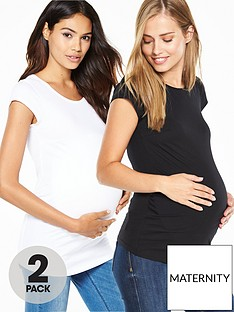 v-by-very-2-pk-maternity-t-shirtsnbsp