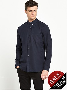 french-connection-flannel-longsleeve-shirt
