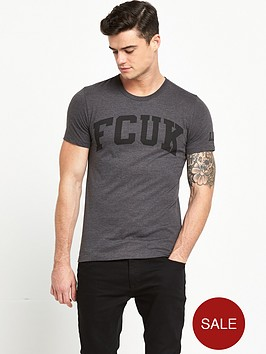 french-connection-ldn-short-sleeve-t-shirt
