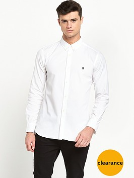 french-connection-oxford-longsleeve-shirt