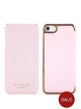 ted-baker-slim-mirror-case-apple-iphone-55sse-shaen-nuderose-gold