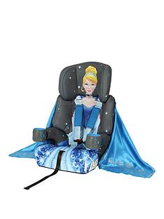 Disney Princess Cinderella Platinum Group 123 Car Seat