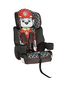Paw Patrol Marshall Group 123 Car Seat