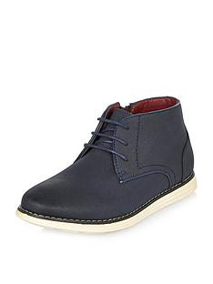 river-island-boys-navy-wedge-chukka-boots