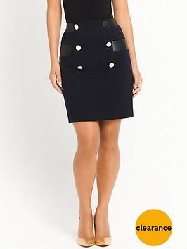 myleene-klass-military-pencil-skirt-navy
