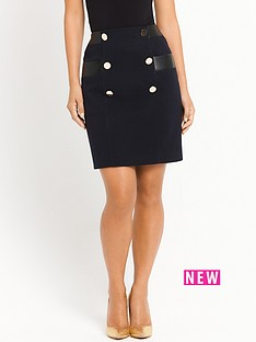 myleene-klass-military-pencil-skirt