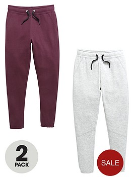 v-by-very-girls-joggers-2-pack