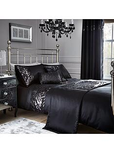 sequin-floral-lace-border-cushion-pair