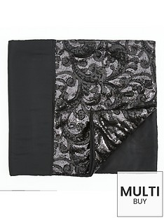 sequin-floral-lace-border-runner-in-black