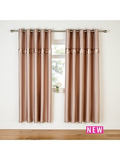 sequin-floral-lace-border-eyelet-curtains
