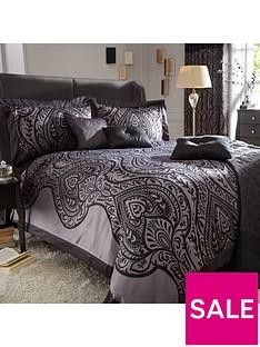 laurence-llewelyn-bowen-damask-print-duvet-cover-set