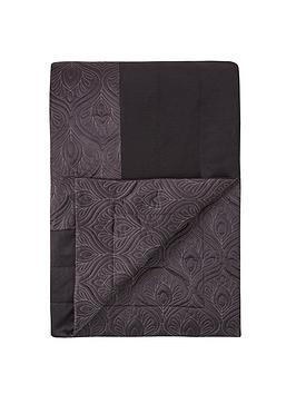 laurence-llewelyn-bowen-damask-print-bedspread-throw