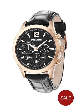 police-police-ohio-black-dial-chronograph-rose-tone-case-black-leather-strap-mens-watch