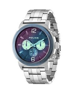 police-police-concept-blue-dial-chronograph-stainless-steel-bracelet-mens-watch
