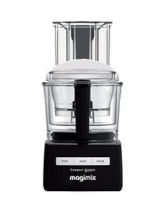 Magimix Compact 3200XL BlenderMix Food Processor - Black