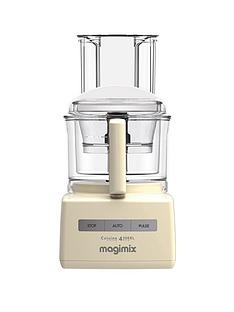 Magimix Cuisine Systeme 4200XL BlenderMix Food Processor - Cream