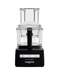 Magimix Cuisine Systeme 4200XL BlenderMix Food Processor - Black