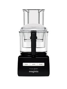 Magimix Cuisine Systeme 5200XL Food Processor - Black