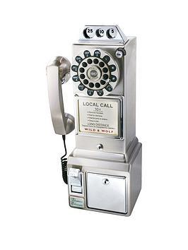 wild-and-wolf-diner-retro-telephone-chrome