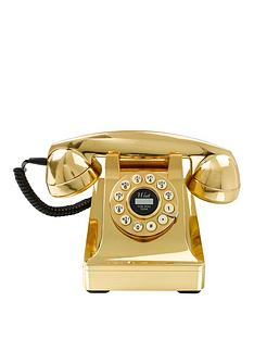 wild-and-wolf-series-302-brushed-gold-telephone