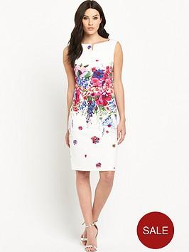 phase-eight-louis-stretch-cotton-dress