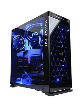 cyberpower-luxe-vr-xtreme-intelreg-coretrade-i7-processornbsp32gb-ramnbsp2tb-hard-drive-amp-240gb-ssd-pc-gaming-desktop-base-unit-withnbspnvidia-6gb-dedicated-graphics-gtx980tinbsp--blackblue