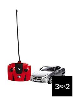 mercedes-benz-slk-4-function-124-scale-remote-control-car