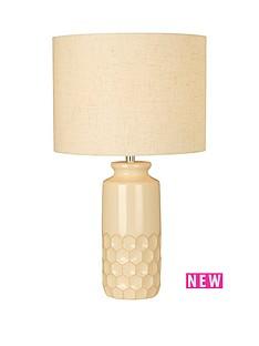 honeycomb-table-lamp