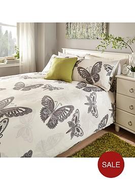 paisley-lace-butterfly-print-duvet-set-blackwhite