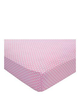 hearts-fitted-sheet