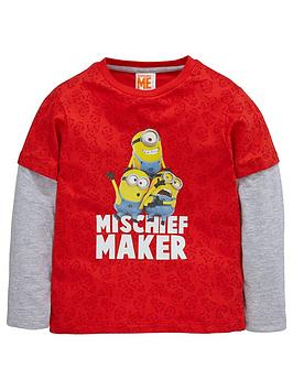 minions-boys-mock-layer-long-sleeve-top