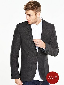v-by-very-slim-fit-pin-dot-blazer