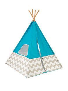 kidkraft-play-teepee-turquoise
