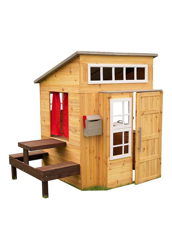 Prime Modern Outdoor Playhouse Frankydiablos Diy Chair Ideas Frankydiabloscom