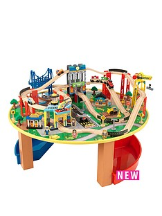 city-explorer-train-set-amp-table